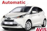 Toyota Aygo a/c 5 door  4 passenger Automatic or Similar