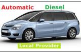 Citroen C4 or Grand Scenic a/c 7 passenger Minivan Diesel Automatic or Similar
