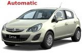 Opel Corsa 1.2 cc a/c 5 door 5 Passenger Automatic or Similar EDAR