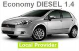 Fiat Grande Punto 1.4 Diesel  a/c 5 door 5 passener Manual or Similar