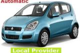 Suzuki Splash Automatic 1.3 a/c 5 door 5 passenger or Similar t